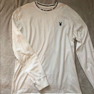 PLAYBOY Long sleeve top